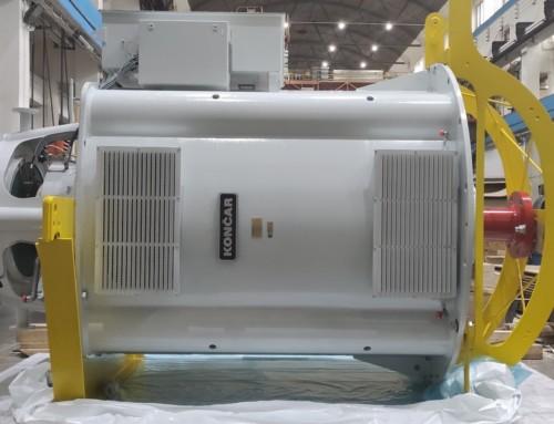 Uspješna isporuka kompaktnih generatora za Filipine i motora za Saudijsku Arabiju